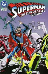 Superman Man of Steel Gallery 1