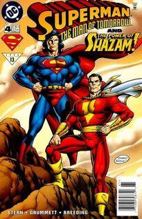 Superman Man of Tomorrow 4