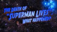 "The Death of ""Superman Lives"" What Happened? - Official Trailer (2014) Documentary"
