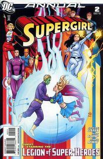 Supergirl Annual 2005 2