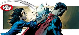 Lois y Ultraman
