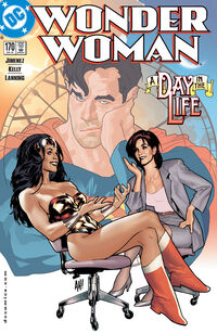 Wonder Woman v2 170