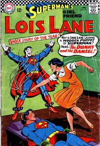 Supermans Girlfriend Lois Lane 073