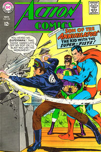 Action Comics Issue 356