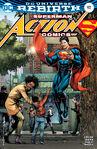 Action Comics 972 variant