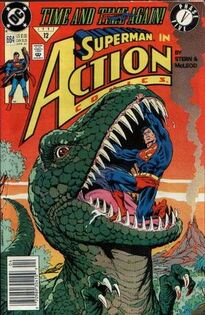 Action Comics Issue 664