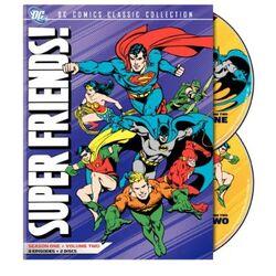DVD - Super Friends! - Season 1 Volume 2a