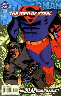 Superman Man of Steel 129