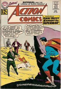 Action Comics Issue 287