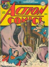 Action Comics Issue 68