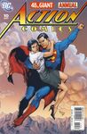 Action Comics Annual 10 variant