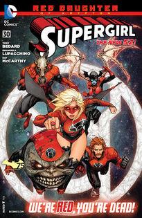 Supergirl 2011 30