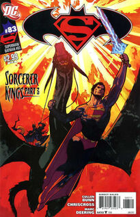 Superman Batman 83