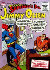 Supermans Pal Jimmy Olsen 012