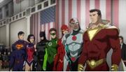 Se formó la Liga de la Justicia.