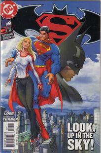 Superman Batman 9