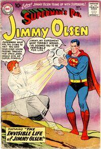 Supermans Pal Jimmy Olsen 040