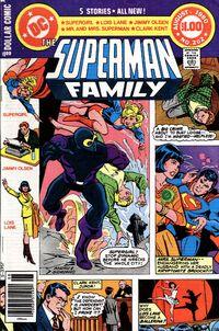 Superman Family 202
