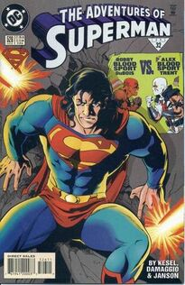The Adventures of Superman 526