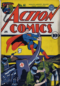 Action Comics Issue 44