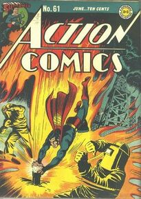 Action Comics Issue 61