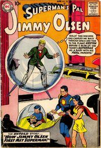Supermans Pal Jimmy Olsen 036