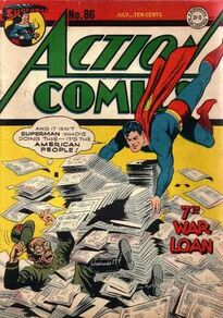 Action Comics Issue 86