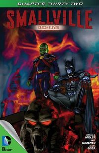 Smallville S11 112 digital Cover