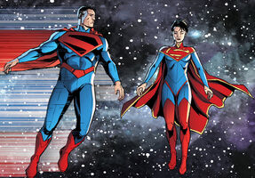 Superdad injustice year three