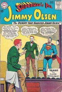 Supermans Pal Jimmy Olsen 067