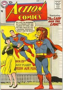 Action Comics Issue 243