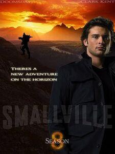 Smallville Season 8 Poster 2