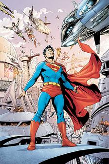 Superman nuevo krypton