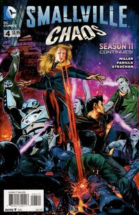 Smallville Season 11 Chaos Vol 1 4