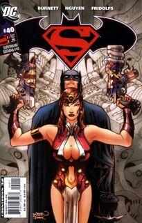 Superman Batman 40
