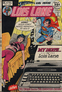 Supermans Girlfriend Lois Lane 115
