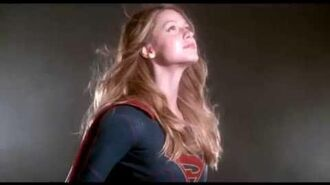 Never-Before-Seen Footage of Supergirl
