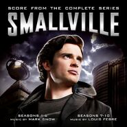 SMALLVILLE The Complete Score