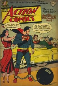 Action Comics Issue 157