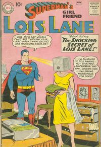 Supermans Girlfriend Lois Lane 013