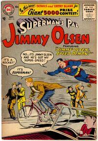 Supermans Pal Jimmy Olsen 015