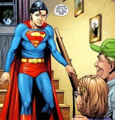 Superboy Secret Origin