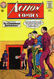 SupermanDeath-ActionComics319December1964