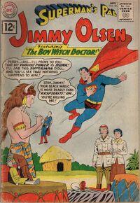 Supermans Pal Jimmy Olsen 058