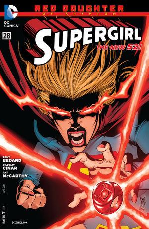Supergirl 2011 28