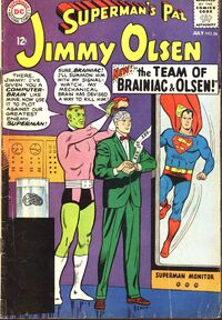 Supermans Pal Jimmy Olsen 086