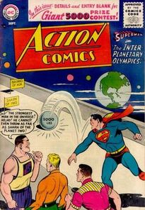 Action Comics Issue 220