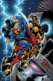 Superman Imperiex