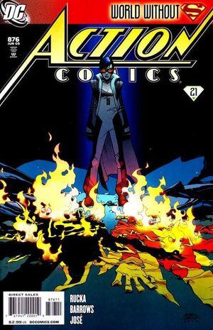 Action Comics 876