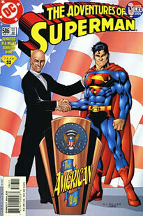 The Adventures of Superman 586